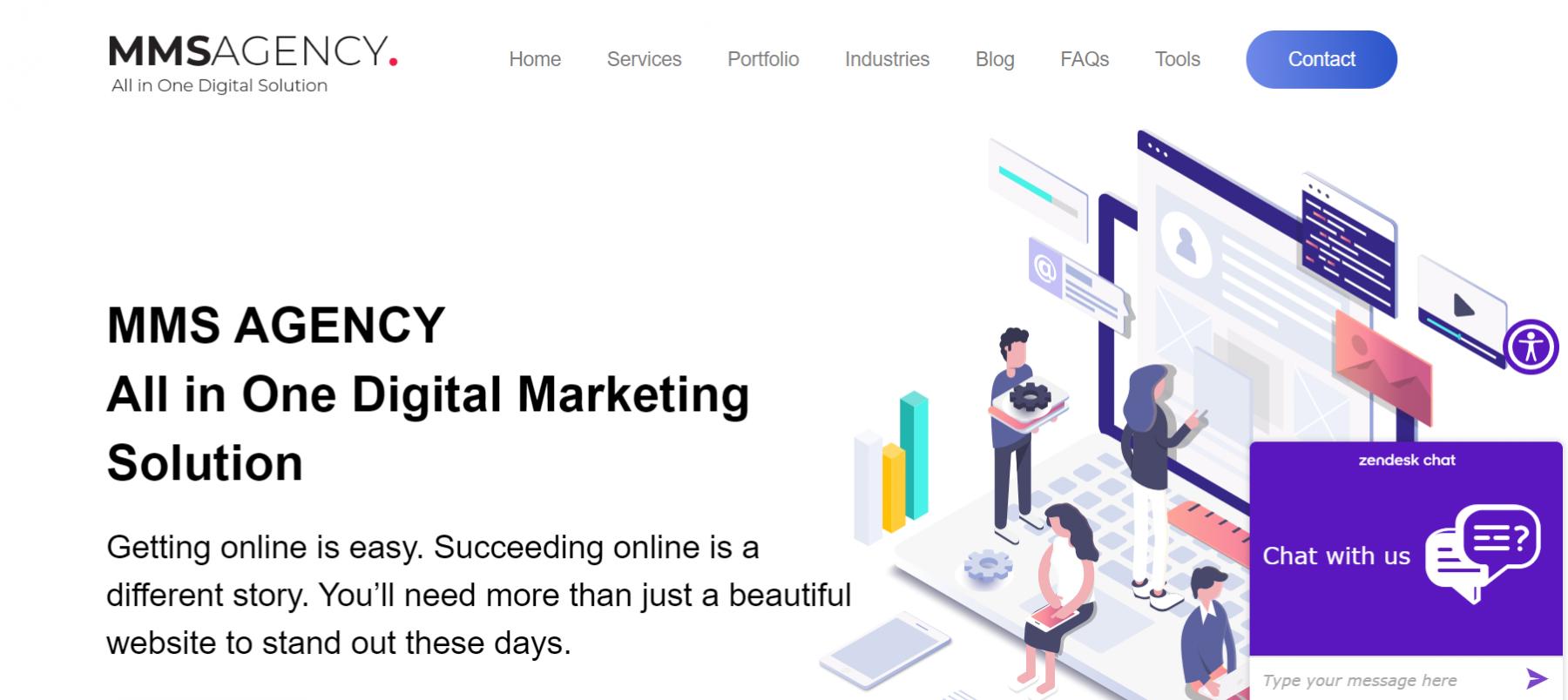 MMS AGENCY - Digital Marketing Solution n Miami