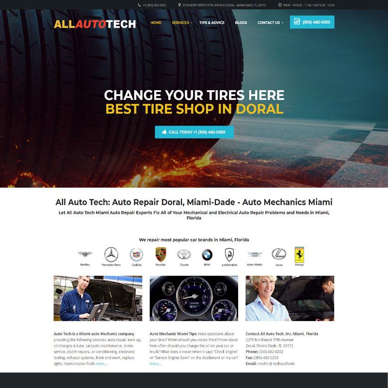 All Auto Tech